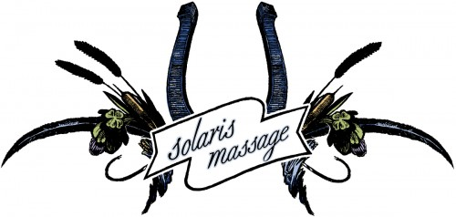 a new logo for Solaris Massage